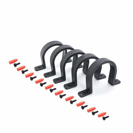 70172,70173 HosePipe Hangers, 5 PK