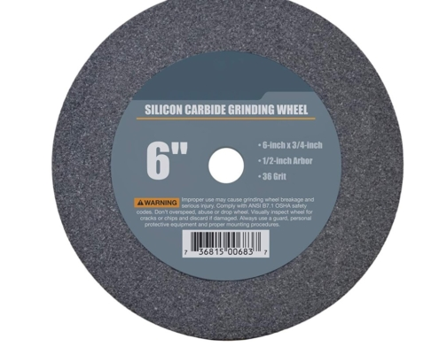 "Grinding Wheel 6"" demo"