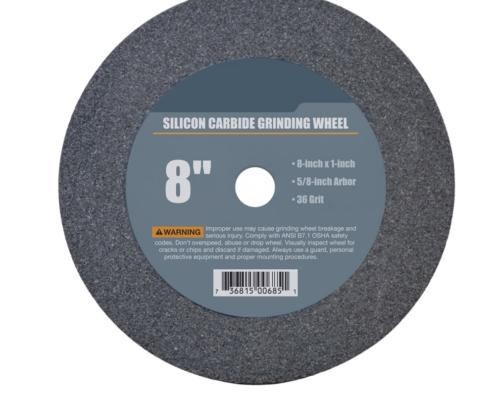 "Grinding Wheel 8"" demo"