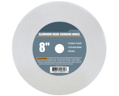 "Grinding Wheel 8"" Aluminum"